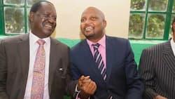 Raila has shown statesmanship-Moses Kuria