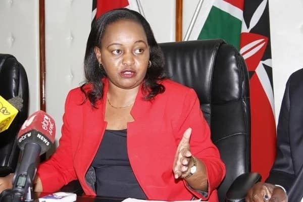 PLO Lumumba throws shade at Anne Waiguru