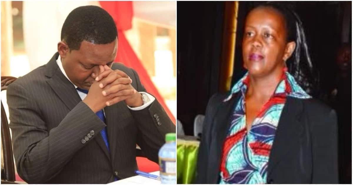 Mutua and Thitu got married on July 1, 2000, and divorced on August 19, 2015.