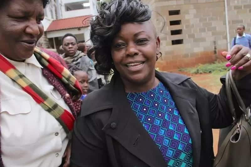 Suba North MP Millie Odhiambo dismisses death penalty handed to Ruth Kamande