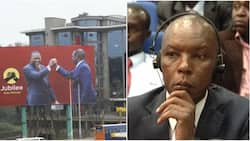 Former Mungiki leader drops bombshell on Jubilee and Uhuru