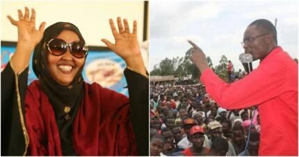 Wajir Woman Rep Fatuma Gedi on the spot for allegedly bribing MPs to shoot down sugar report