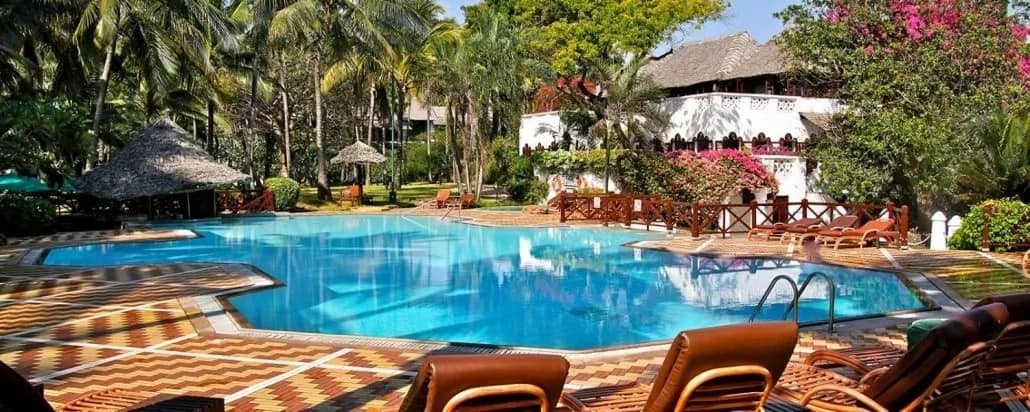 5 star hotels in Mombasa town