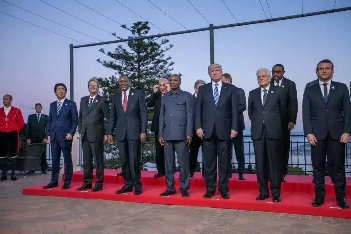 President Uhuru's magnetism has thrust Kenya to the high table of global politics