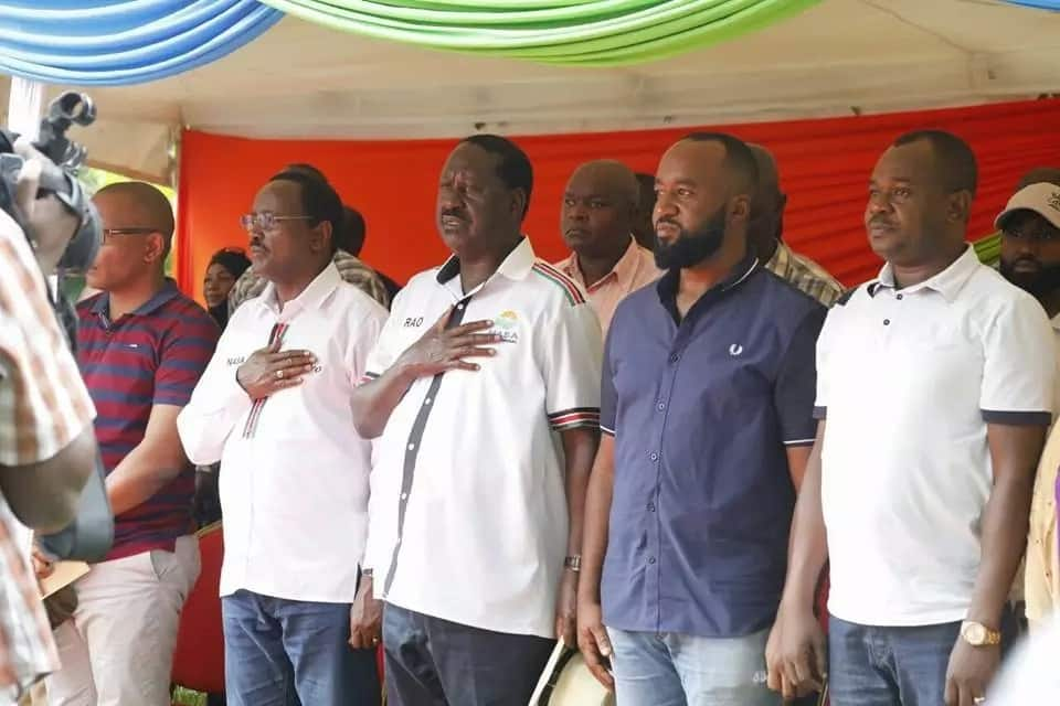 Joho's security detail withdrawn a day after attending Raila's swearing-in