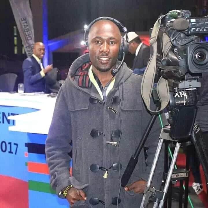 Mwanahabari Dennis Omondi aaga dunia katika Hospitali ya KNH