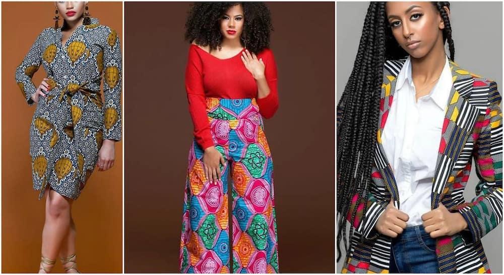 Nice Formal African Print Dresses Styles in 2019 ▷ Tuko.co.ke