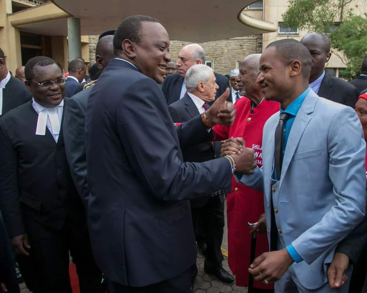 Why Uhuru Kenyatta's peace mission could land him in history books