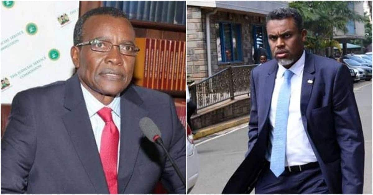 Image result for images of Maraga with DPP Haji