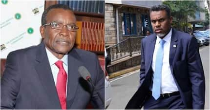 Why DPP Haji's anger with Maraga's courts is entirely justified