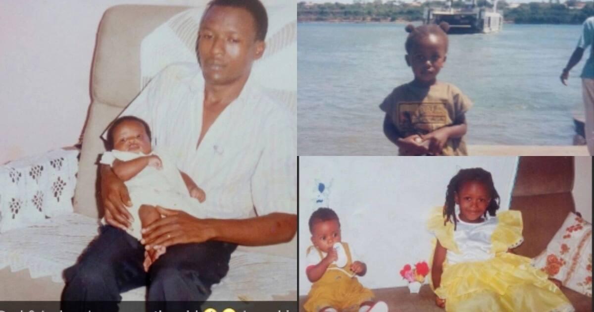 Sosholaiti tajika Vera Sidika aitambulisha familia yake kwa umma kwa picha maalum