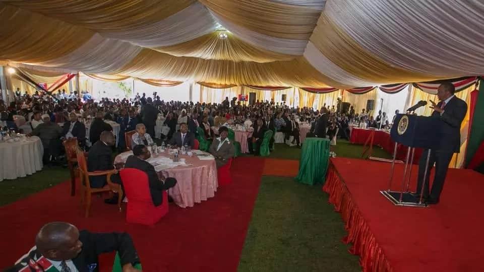 Wako na Wewe Mchana Usiku Wanaingia Karen, Ndindi Nyoro Afichua Mawaziri Wanamchezea Uhuru