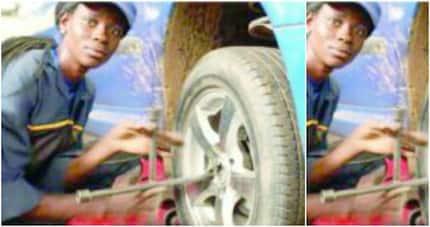 Msichana mwenye umri wa miaka 23 ambaye ni mekanika asimulia jinsi alivyopata kazi hiyo