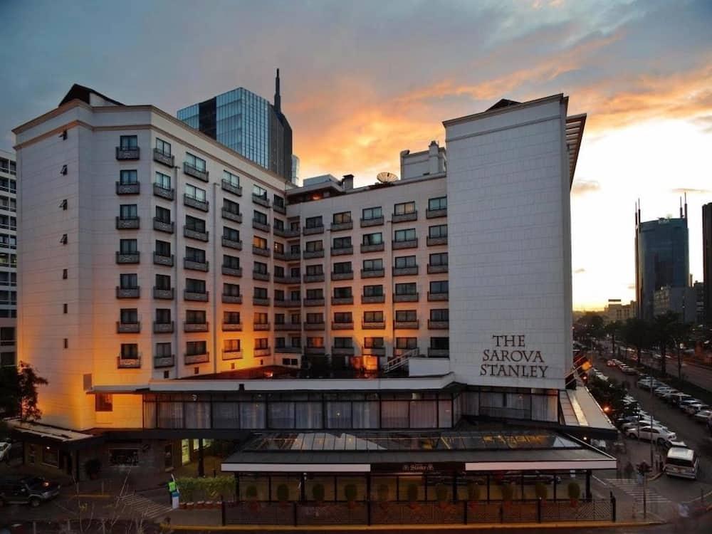 best hotels in Nairobi