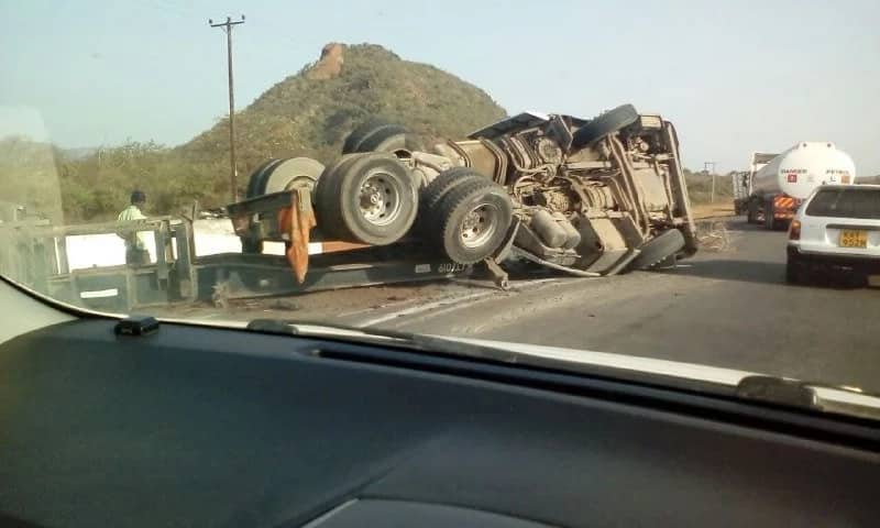Four ded in fatal accident