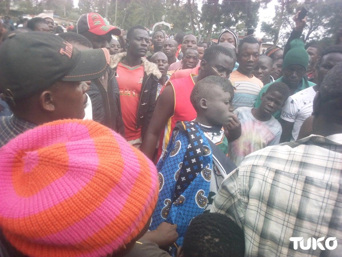 Impatient Bukusus kickoff circumcision rituals before official time