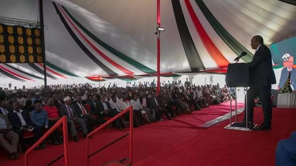 Nina hamu ya kuwaachia Kenya tajiri na thabiti – Rais Uhuru Kenyatta