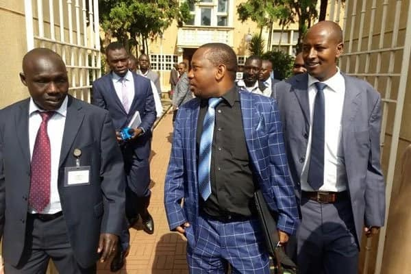 Kidero is a thief and a murderer and I will not apologize- Sonko