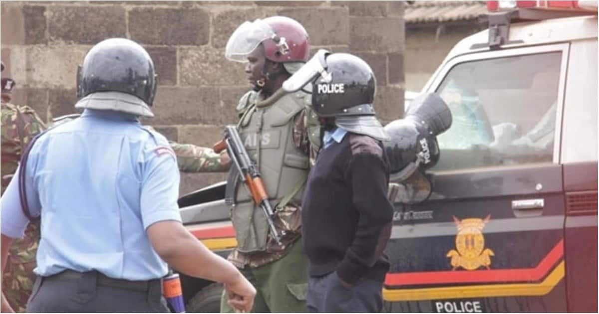 2 police officer arrested for kidnapping, robbery and drug peddling