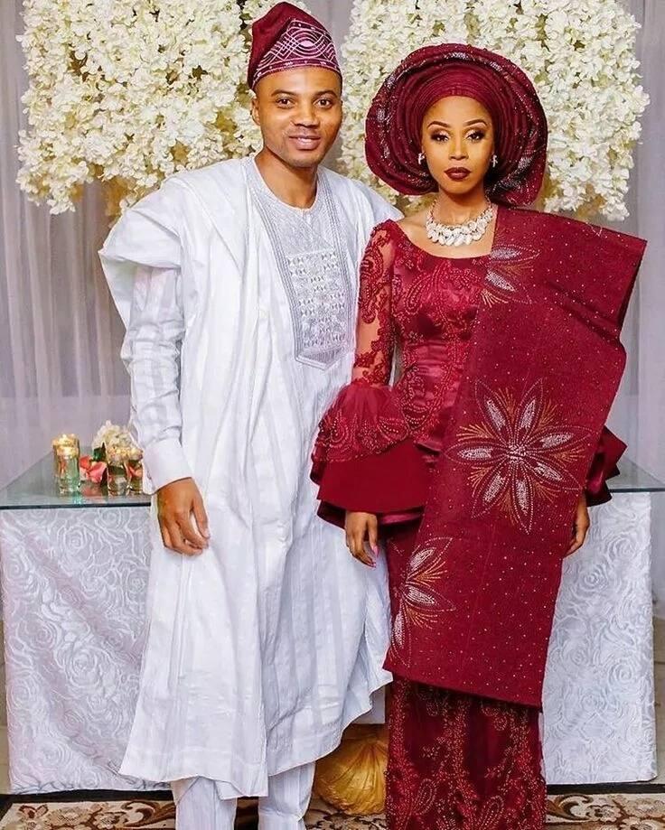 Igbo wedding attire