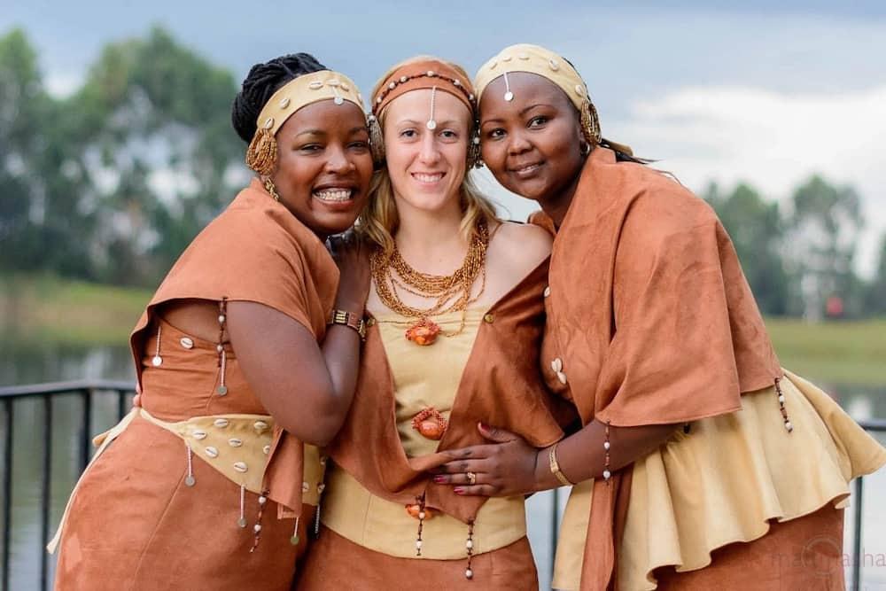 Kikuyu Traditional Dress Designs Tuko.co.ke