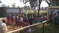 Uasin Gishu school prayer day disrupted as police lob tear gas at parents and pupils