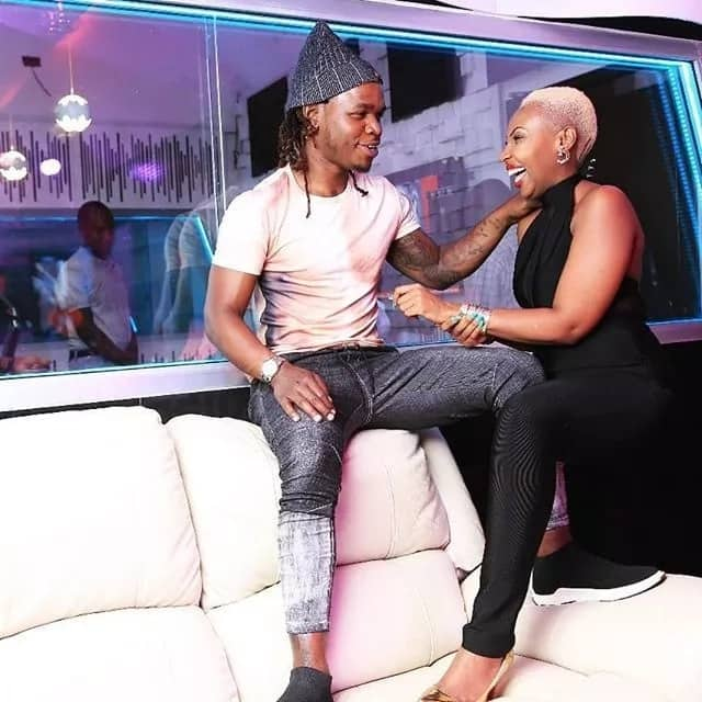 X identical photos that prove Mwalimu Rachel is singer Vivian's sister from another mister