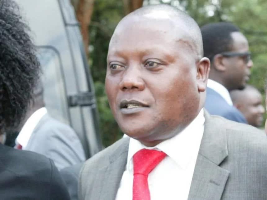 The day late Otieno Kajwang correctly predicted Ababu Namwamba would lose terribly (video)