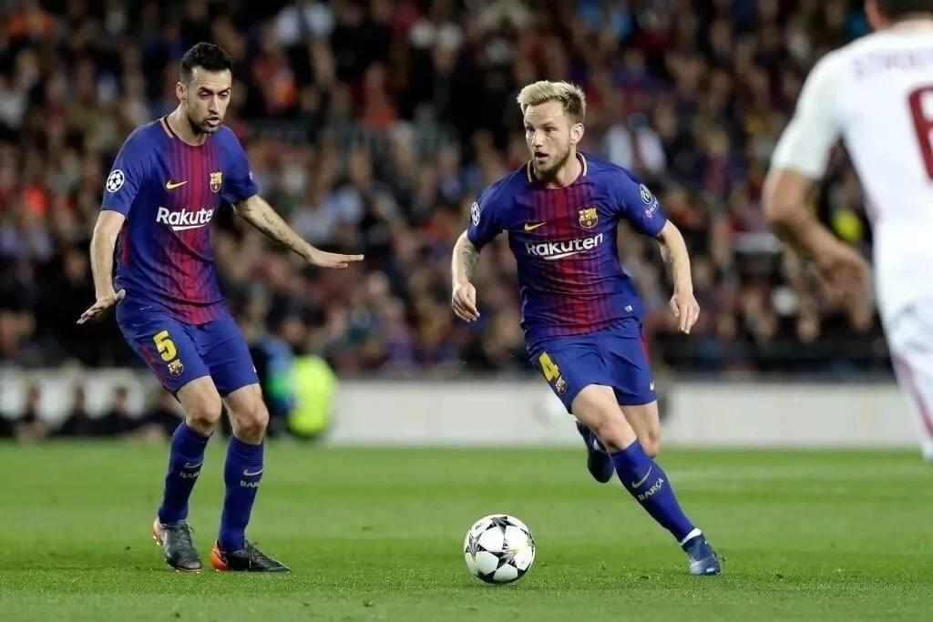 PSG yalenga wachezaji wawili wa Barcelona Rakitic na Busquets