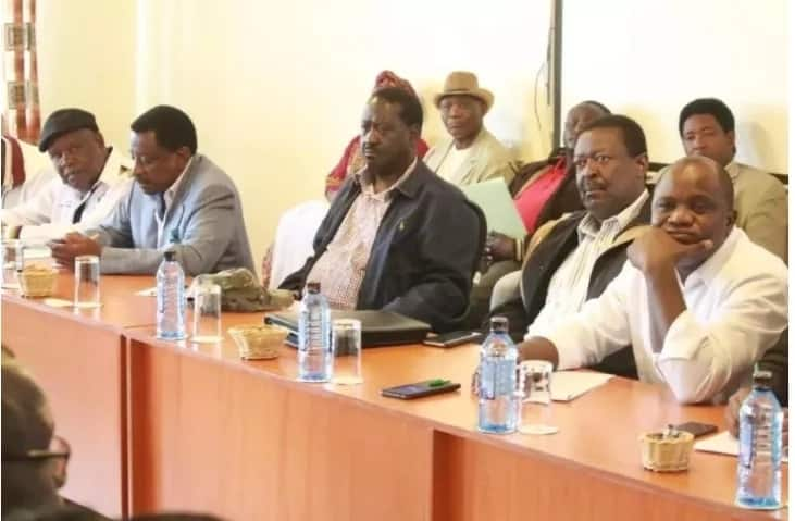 I do not want to be sworn in alongside Uhuru Kenyatta – Raila explains why