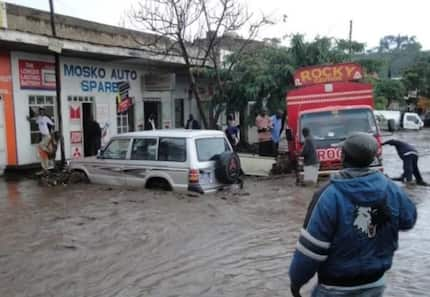 20 counties to receive heavy rainfall from March 1 as meteorological department sounds warning to residents
