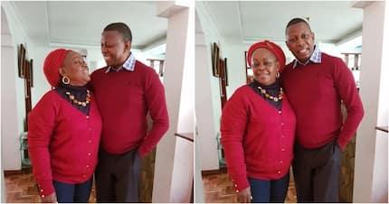 MP Millie Odhiambo shares lovely photo with Zimbabwen hubby