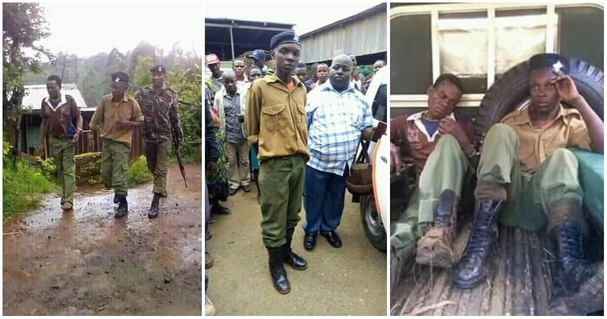 Form 3 drop out masquerading as police officer arrested in Meru