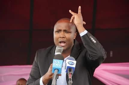 Kenya would save KSh2 billion every week if thieves didn't steal on weekends - MP Alfred Keter