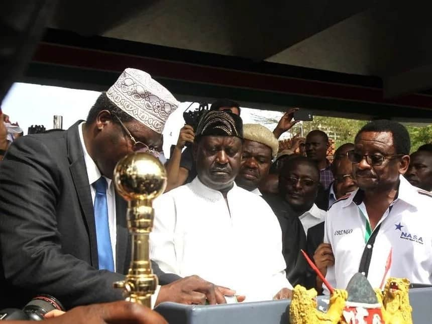 You've betrayed people who died fighting for you - Miguna blasts Raila after meeting Uhuru