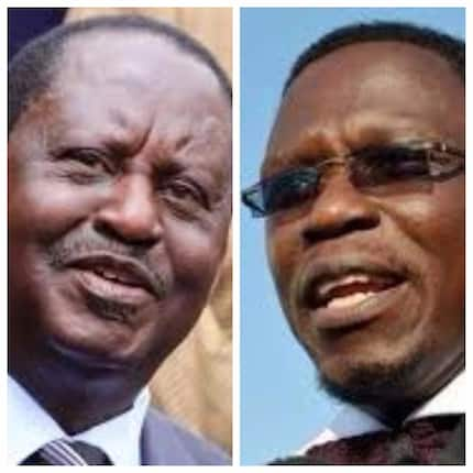 Raila's never-before-told political tricks as revealed by former loyal soldier, Ababu Namwamba