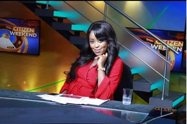 Lilian Muli finally dismisses claims Jeff Koinange fathered her unborn baby