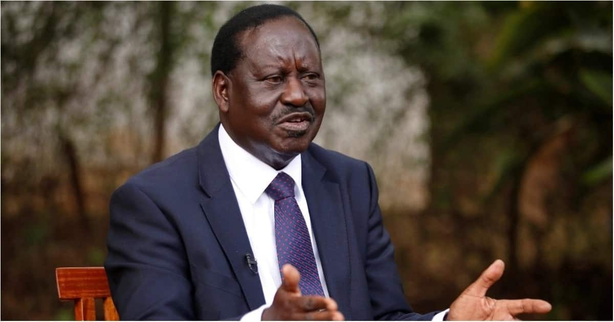 Raila clears the air on quest for electoral justice, says he did not abandon NASA's cause