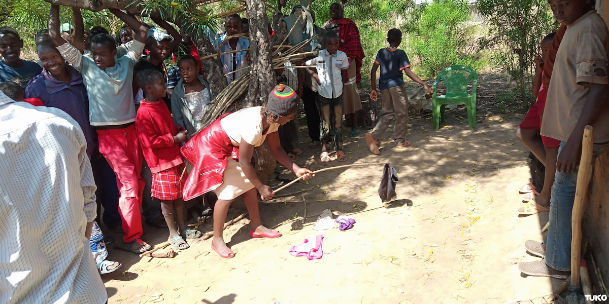 Murang'a villagers storm home of notorious women's underwear thief