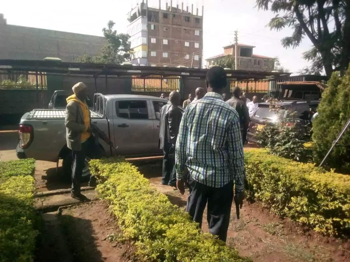 Dangerous Mt Elgon gang leader taken to Bungoma court under tight security