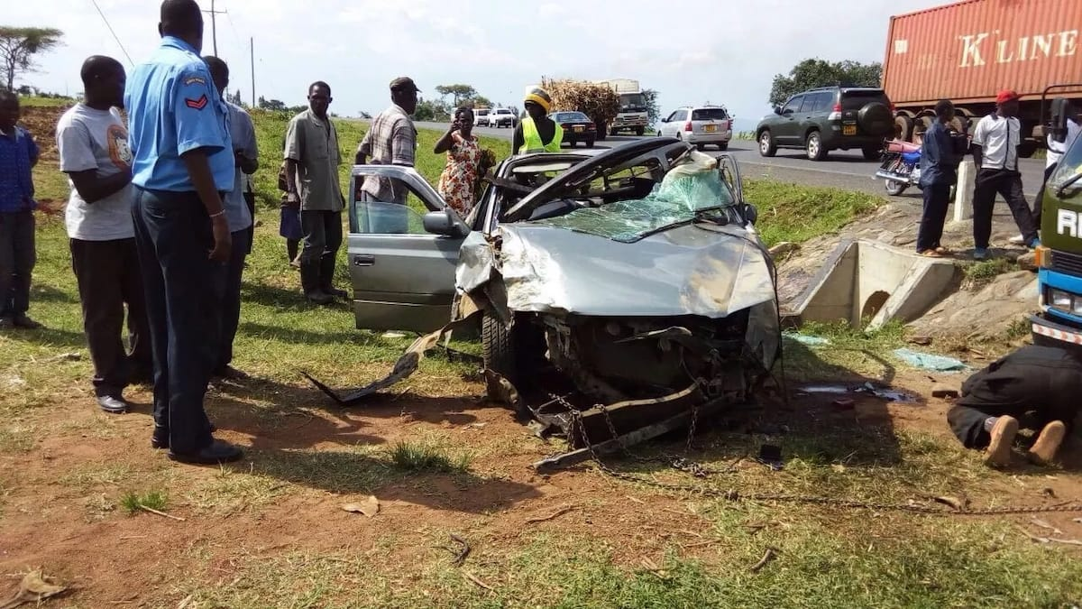 President Uhuru mourns murdered Robert Ouko's wife after she perished in a grisly road accident