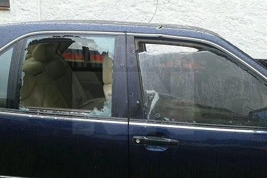 Jicho Pevu's Mohamed Ali survives an assassination attempt in traffic