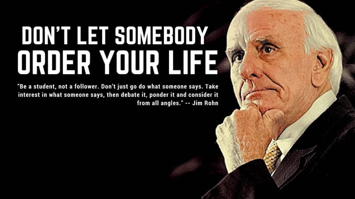 Jim Rohn quotes on vision Jim Rohn quotes on helping others Jim Rohn quotes on network marketing Positive quotes Jim Rohn