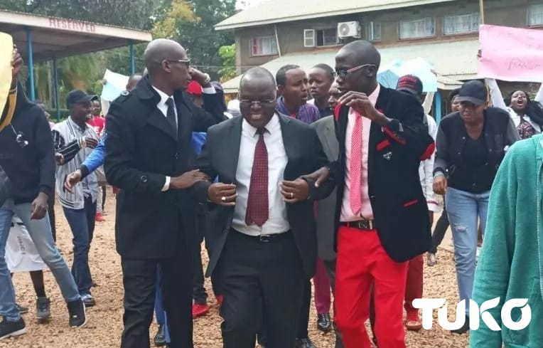 Scott Theological university students riot, eject vice chancellor