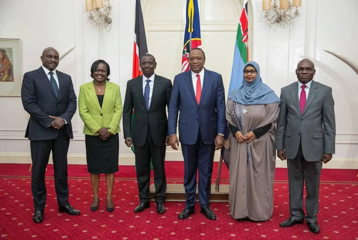 Uhuru orders incoming PS to clean up corruption-riddled NYS