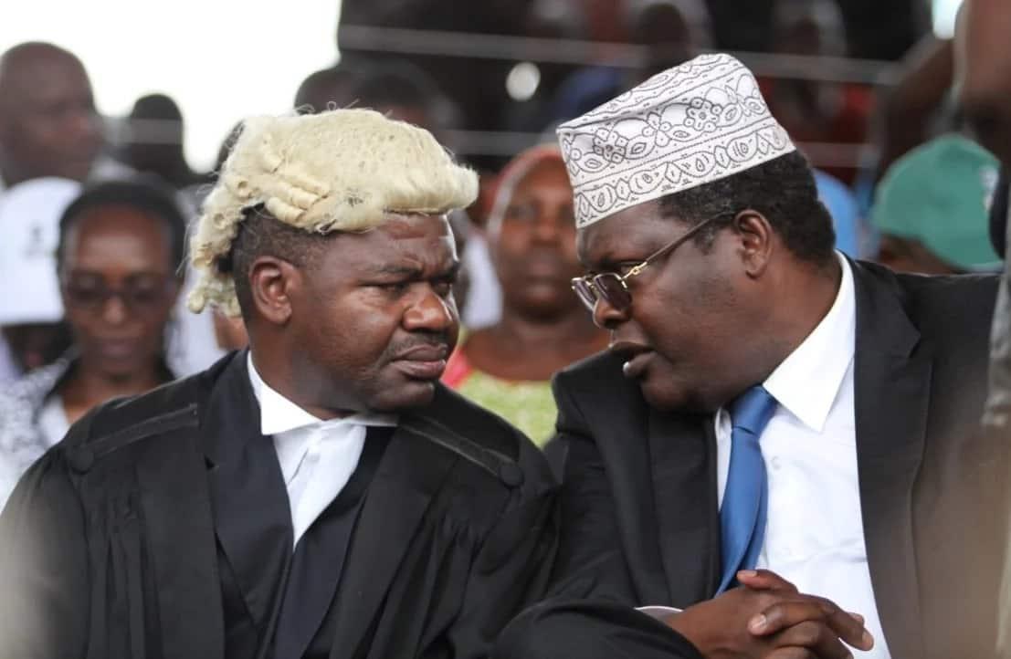 """Majaji wafisadi wanahongwa na """"wapendao vurugu"""" kusababisha msukosuko nchini?"""