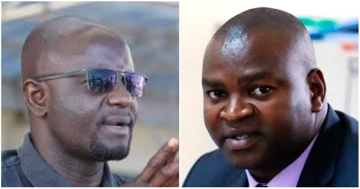 Waziri Echesa nusura apigane na mbunge wa Alego Usonga kuhusiana na matamshi yake dhidi ya Raila