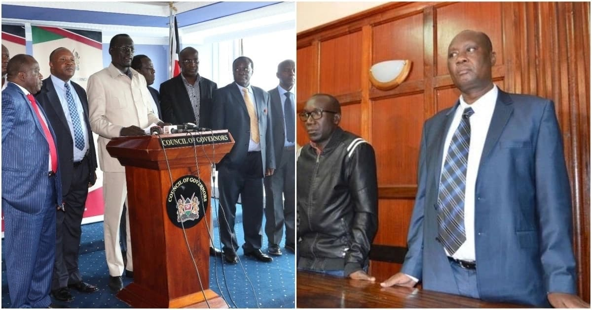 Kenyan governors are nothing but a joke for failing to embrace basic realities of the law
