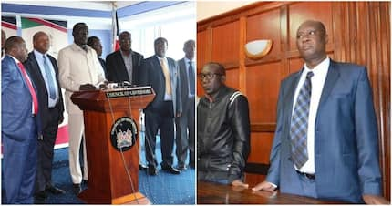 Governors slam government over arrest of Busia governor, term it diversionary tactic