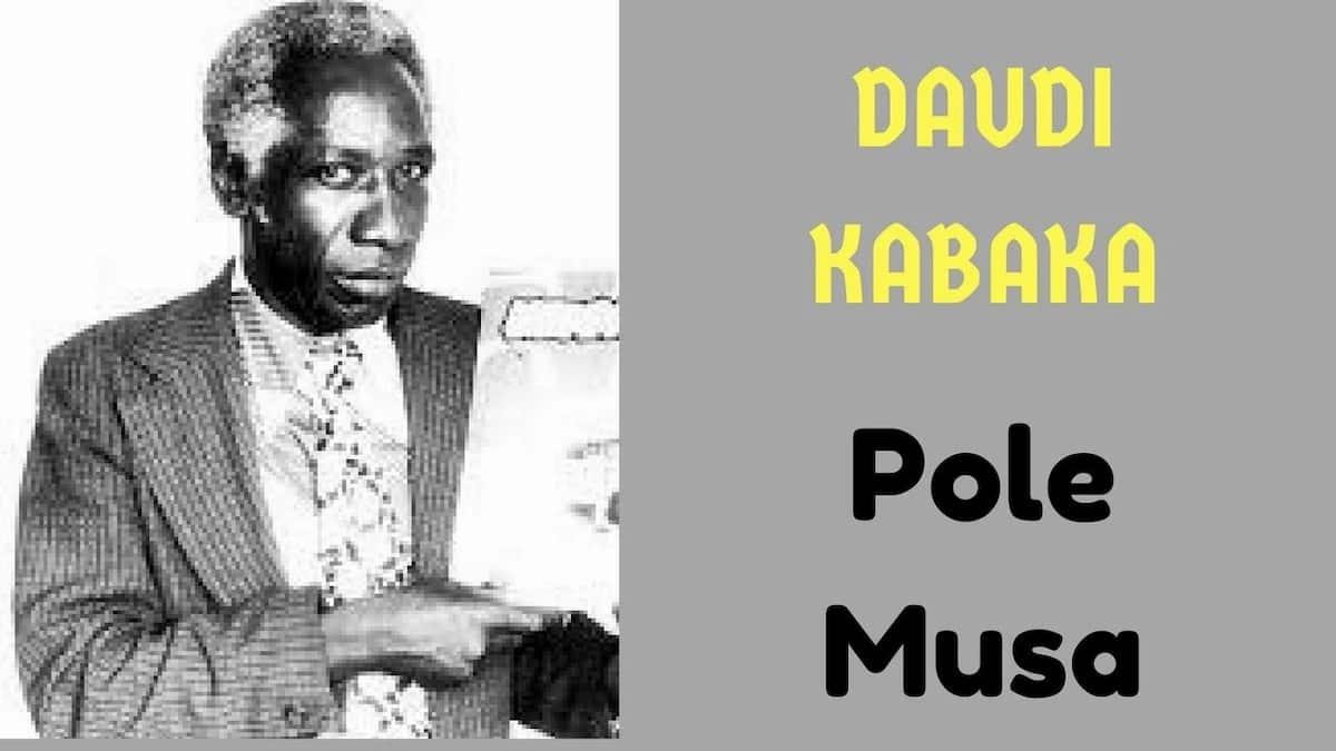 Top trending Daudi Kabaka songs- Pole Musa